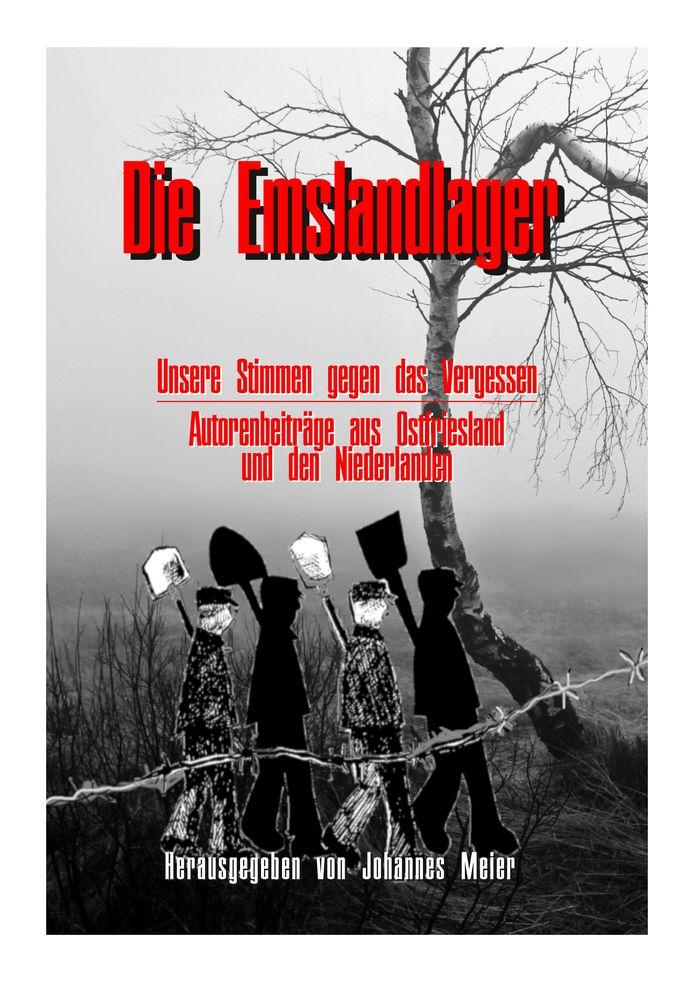 Cover van het boek 'Die Emslandlager'.