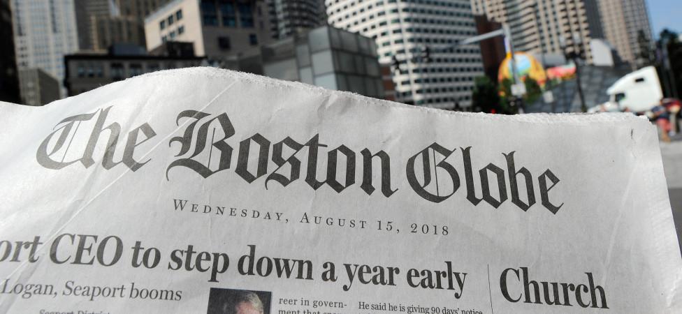 Goed dat Amerikaanse kranten Trumps demonisering van de media pareren