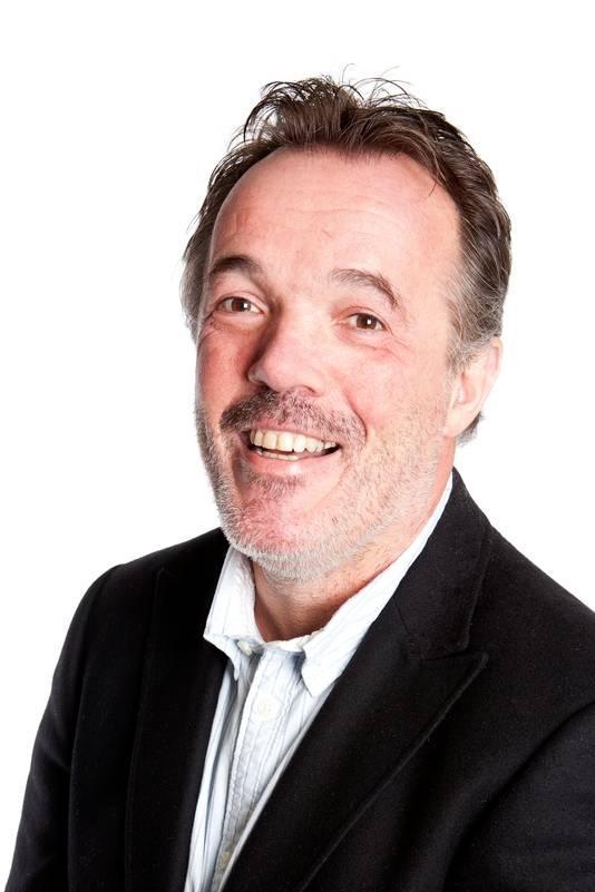 Wethouder Bert Schellekens.