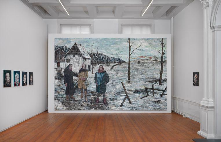 null Beeld Upstream Gallery