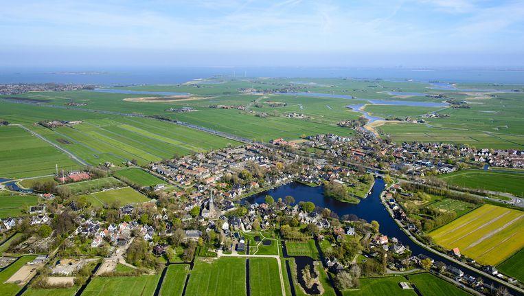 Bouw in Waterland in plaats van Almere, vindt Coen Teulings. Beeld Siebe Swart