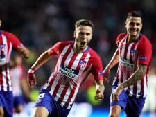 Atlético verslaat Real na verlenging en pakt eerste prijs, Arias blijft op de bank