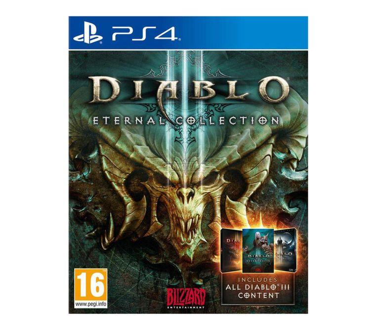 Videogame Diablo III voor de helft? Aarzel niet!
