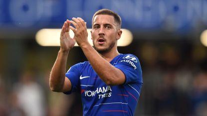 FT buitenland (19/9): Eden Hazard niet aan de bak in Europa League - Wederoptredende Praet gelijk tegen debuterende Mirallas