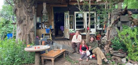 Familie uit Dalfsen ruilde voor tv-show hun natuurwoning in voor luxe villa