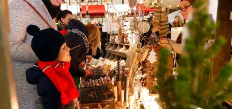 Kerstgevoel ontbreekt op Feelgood markt in Eindhoven