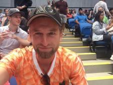Tennisfan uit Kapelle: Australian Open is meer een festival