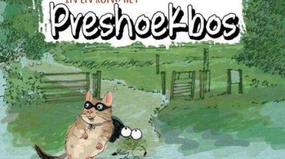 """Blob en Zorro nemen gezinnen met jonge kinderen mee op avontuur in Preshoekbos: """"Ga op ontdekking"""""""