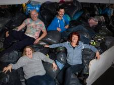 Dringende oproep aan Zoetermeer om geen kleding of ander huisraad meer te doneren