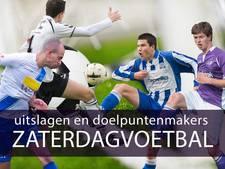 Voetbaloverzicht 22 april 2017