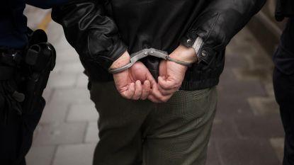 Man die niet terugkeerde naar de gevangenis aangetroffen, probeert politie te misleiden met valse naam