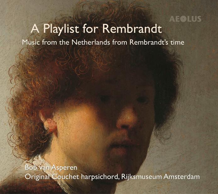 Van Asperens 'Rembrandt-ode'