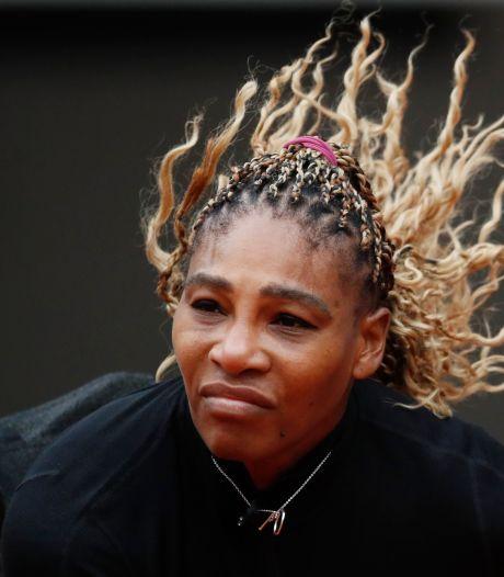 Serena Williams heeft alleen in eerste set problemen met landgenote Ahn