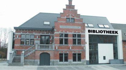 Bibliotheek Scheldewindeke gaat weer open voor publiek