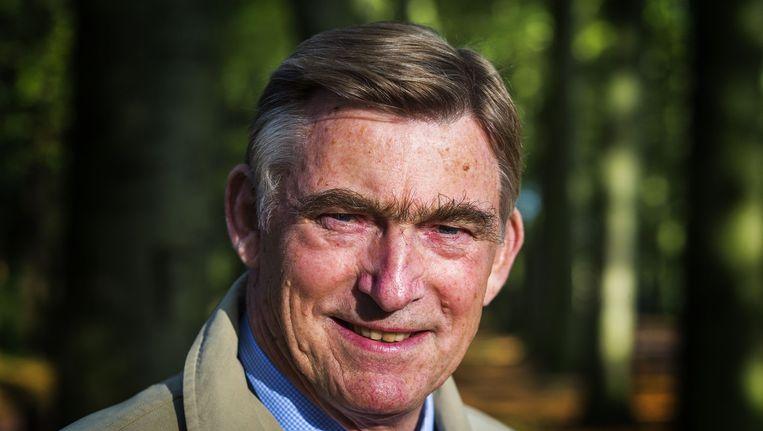 Nieuwe ISU-voorzitter, Jan Dijkema. Beeld null