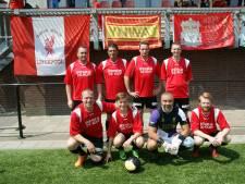 Nederlandse Liverpoolsupporters komen bij elkaar in Charlois