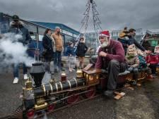 Kerstmarkten verwarmen de Belcrum met vuurkorven en compassie