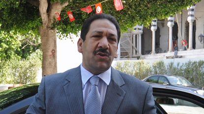 Tunesische minister van Binnenlandse Zaken wil regering van nationale eenheid vormen