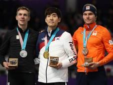 Olympisch kampioen Seung-hoon Lee jaar geschorst voor agressie