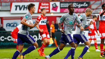 Herbeleef hoe Anderlecht een punt pakte op het veld van Kortrijk