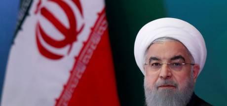 """""""L'Iran ne cherche la guerre avec aucun pays"""", assure Rohani"""