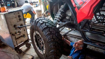 41ste Dakar start komende zondag, voor de allereerste keer in één enkel land