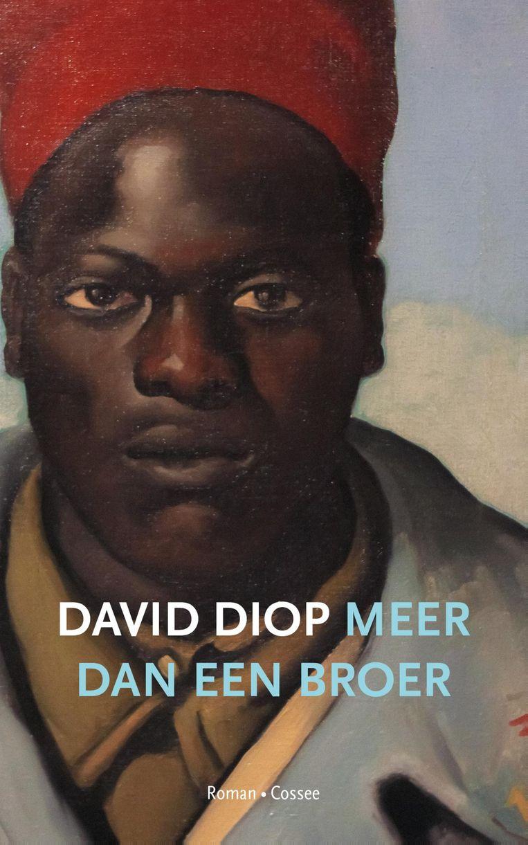 David Diop: Meer dan een broer Beeld Cossee