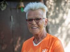 Helmondse spits van eerste Oranje vrouwenelftal: 'Toen blij met 10 gulden reiskostenvergoeding'
