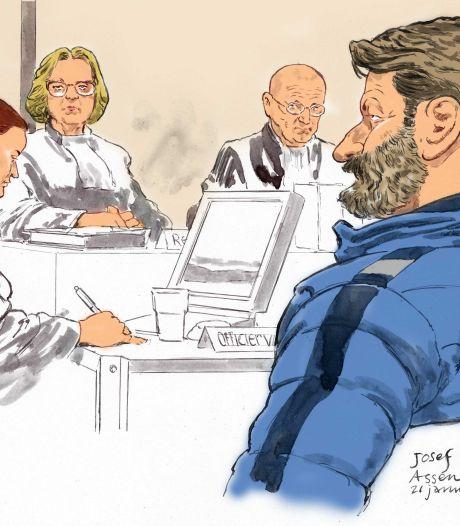 'Ruinerwold-verdachte' Josef B. spant kort geding aan om bij hoorzitting over boerderij te kunnen zijn