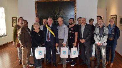 Delegatie uit Worcester warm ontvangen