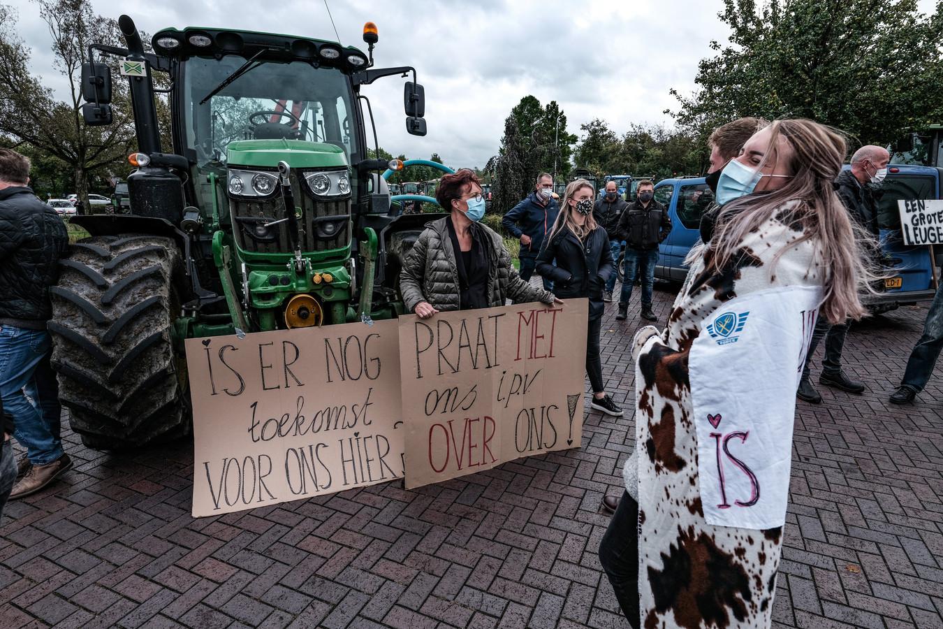 Boeren gaan dinsdag opnieuw de straat op tegen onder meer de stikstofplannen van het kabinet.