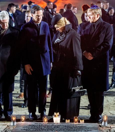 Klachten bij NOS over afbreken live-uitzending Holocaust Herdenking