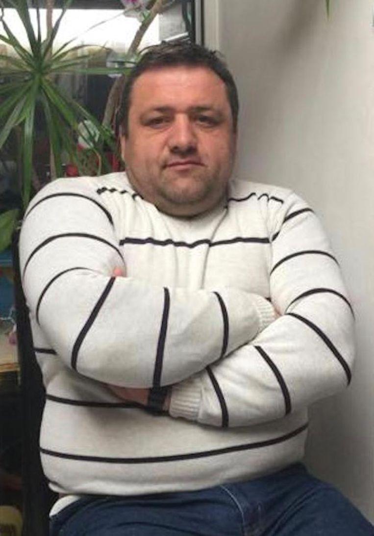 Slachtoffer Marian Tincul (46) uit Rumbeke.