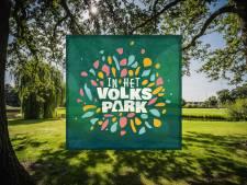 Nieuw grootschalig muziekfestival in Enschede: In het Volkspark