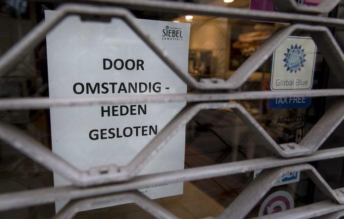 Het aantal faillissementen in de regio Den Haag is relatief laag. Maar de grote klap komt nog in de loop van dit jaar, verwachten deskundigen.