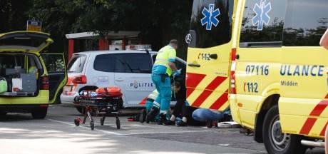 Ernstig gewonde vrouw (40) gevonden in Renswoude