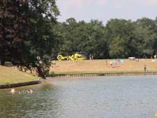Man gewond na duik van brug in Twente: 'Heel dom'
