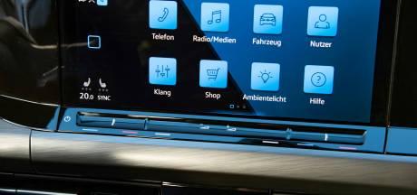 Nieuwe VW Golf kan zichzelf redden