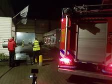Brand in Honigcomplex in Nijmegen