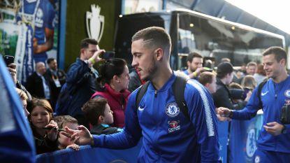 LIVE. Hazard en Lukaku in de basis voor kraker tussen Man. United en Chelsea op Stamford Bridge