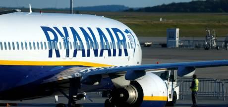 Staking piloten Ryanair van de baan