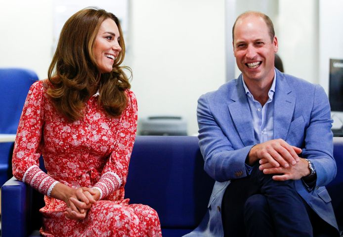 Sur leur compte Instagram officiel, le duc et la duchesse de Cambridge ont publié une photo plutôt drôle à l'occasion du 36ᵉ anniversaire du prince Harry.