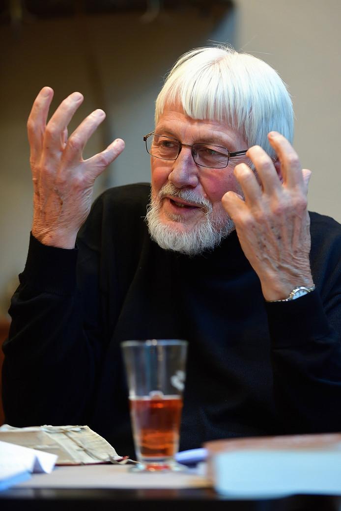 Priester, theoloog en publicist Huub Schumacher.