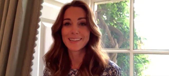 La Duchesse est apparue dans une vidéo lors d'une réunion de la Oak National Academy publiée sur Twitter.