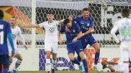 Aremchuk redt Belgische eer