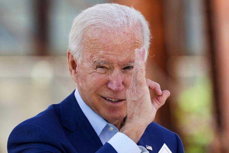 'Buh-buh-buh-Biden' is nu de anti-Trump geworden
