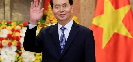 Vietnamese president (61) overleden