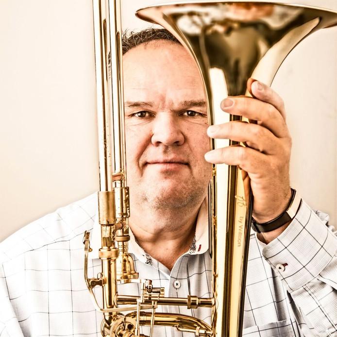 Jos Jansen is de nieuwe dirigent van de Harmonie Ulft.