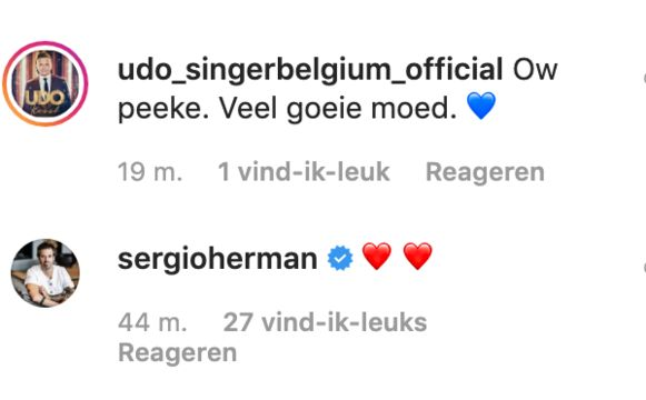 Udo en Sergio Herman
