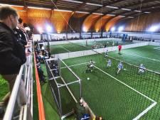 Indoor Soccer Event voor jongste jeugd ook in Geertruidenberg een succes: 'Kijk die nummer zes van Ajax eens!'